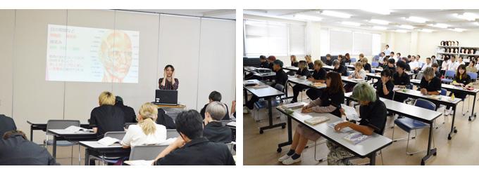花房先生の研究授業