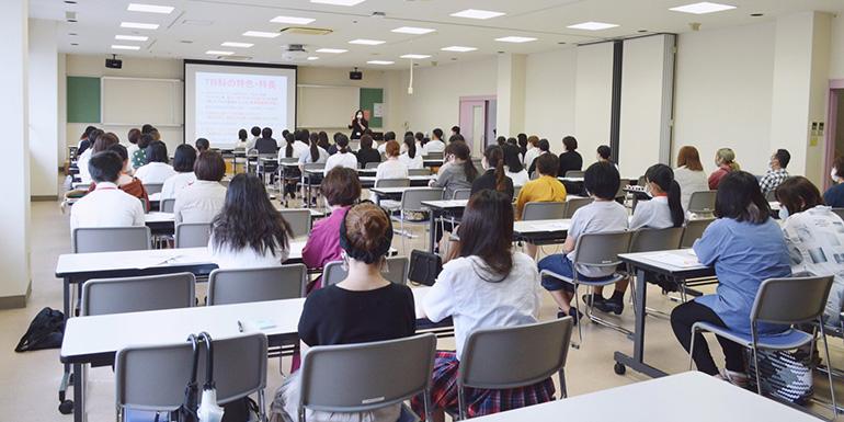9/12(土)入試直前説明会を開催しました!