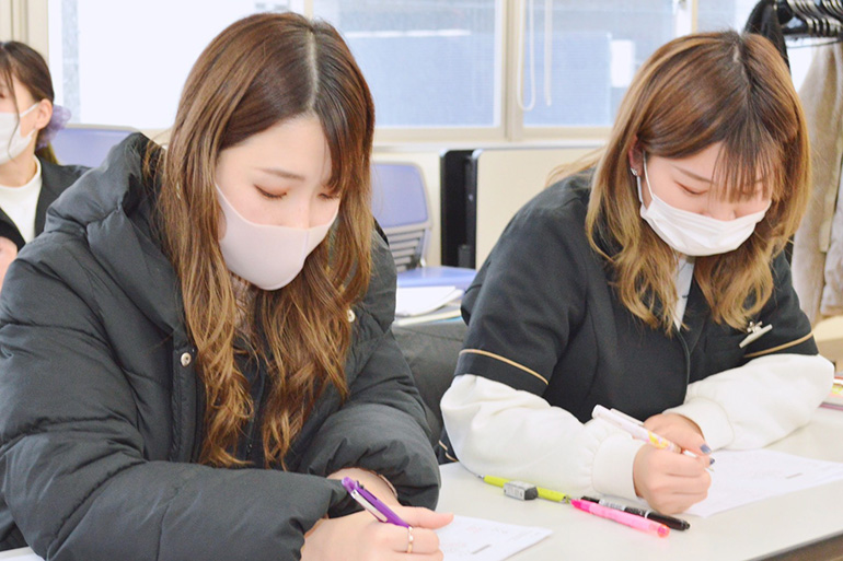 美容師国家試験 筆記試験対策授業